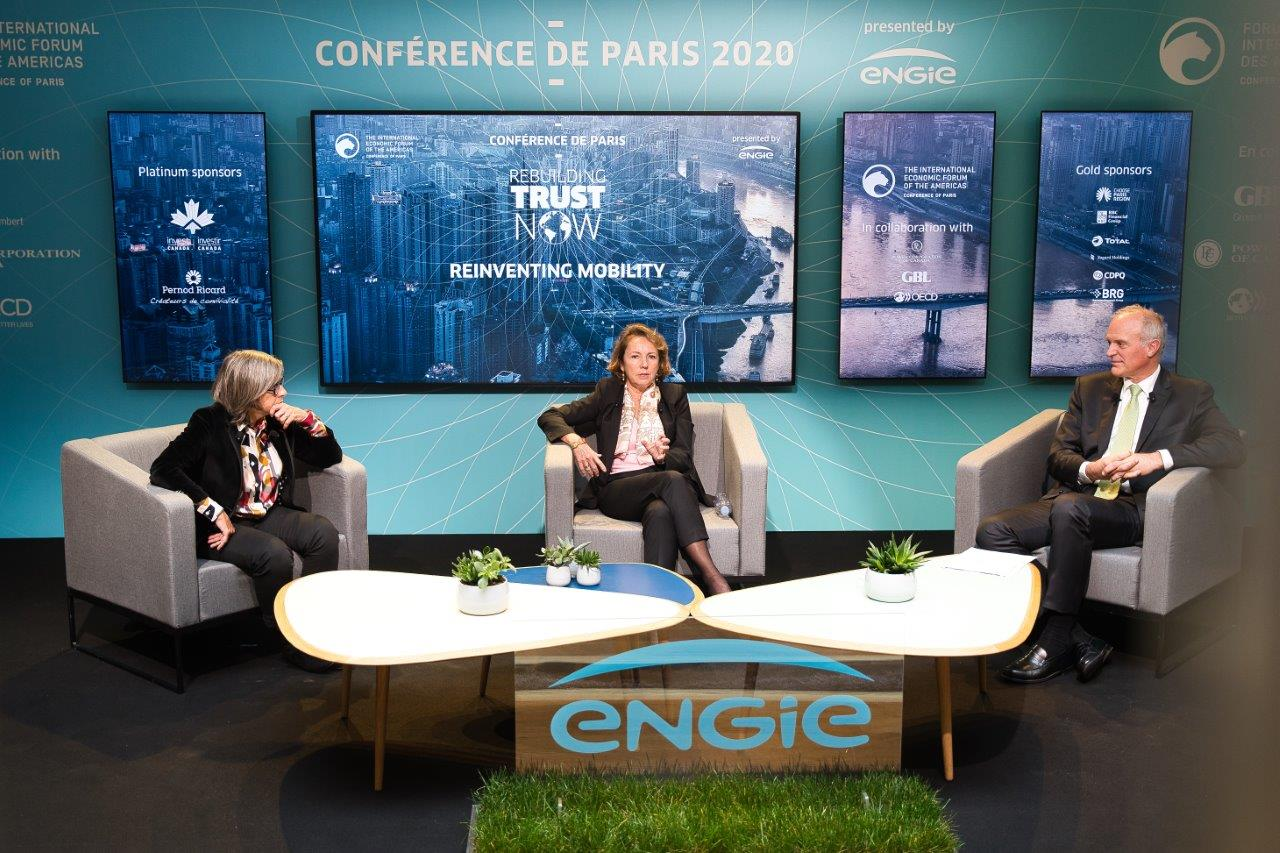 The Conference of Paris 2020 - Reinventing Mobility