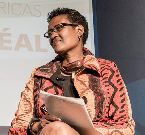 Winnie Byanyima, Directrice executive, Oxfam International - Conférence de Montréal 2015